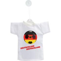 Mini football T-Shirt - Deutschland Deutschland - pour voiture