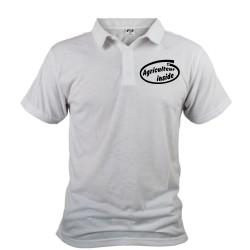 Men's Polo shirt - Agriculteur inside