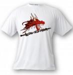 T-shirt enfant - dragon LOL XD MDR