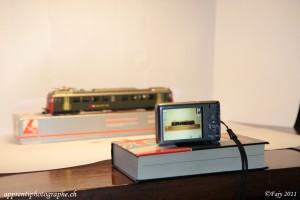 Mini studio photo