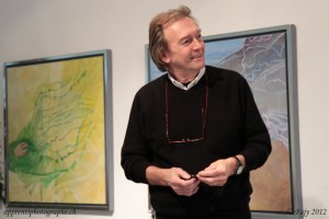 M. Guy Mossu, organisateur du séminaire
