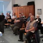 Des participants attentifs