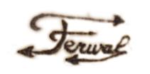 Le catalogue d'oeuvres pyrogravées par Ferwal