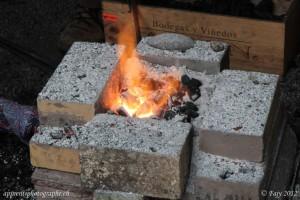 Les feux des artisans se rallument au musée