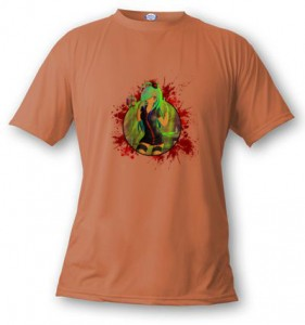 T-shirt - Rotten Nurse - disponible sur le magasin en ligne