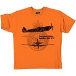 T-shirt 100% coton - Supermarine Spitfire Mk XVI