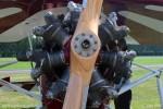 L'imposant moteur du Morane-Saulnier MF137