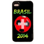 coque de protection iPhone 5 - Suisse football 2014