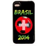 coque de protection iPhone 5 - Suisse football 2014