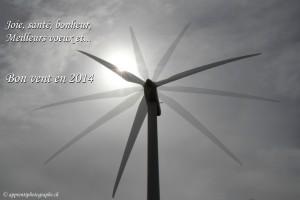 Bonne année et bon vent en 2014