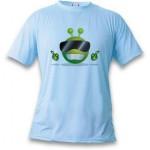 T-Shirt - Cool Alien