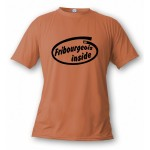 T-Shirt - Fribourgeois inside