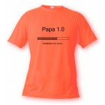T-shirt humoristique - Papa 1.0