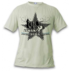 Le T-shirt - Urban bike