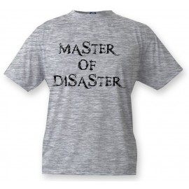 Kids T-shirts - Master of Disaster, Ash heater
