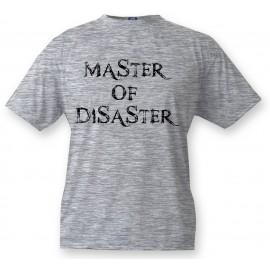 Kinder T-shirt - Master of Disaster, Ash heater