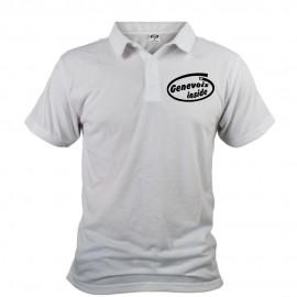 Uomo Funny Polo shirt - Genevois inside