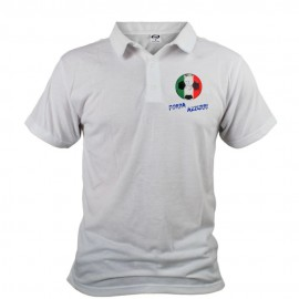 Men's Soccer Polo shirt - Forza Azzurri