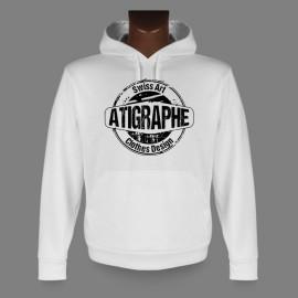 Kapuzen-Sweatshirt - aTigraphe® Für Frauen oder Herren