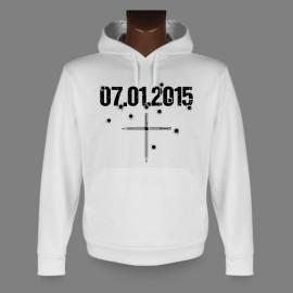Kapuzen-Sweatshirt - 07.01.2015