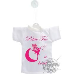 Mini T-shirt - Petite fée à bord