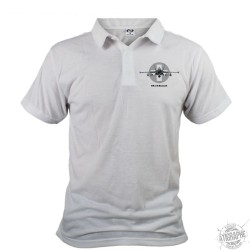 Polo shirt homme avion de combat - Swiss FA-18 Hornet