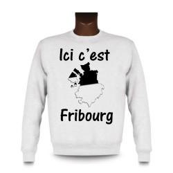 Sweat - Ici c'est Fribourg