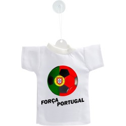 Car's Mini T-Shirt - Força Portugal