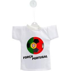 Mini T-shirt - Força Portugal, per automobile