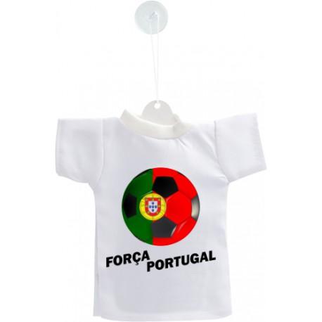 Mini T-Shirt - Força Portugal - Autodekoration