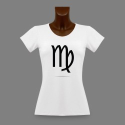 Women's Slim T-shirt - Virgo astrological sign