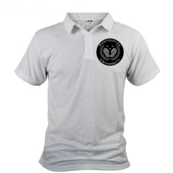 Men's Funny Polo Shirt - Pantoufles University