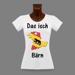 Damen T-shirt - Das isch Bärn
