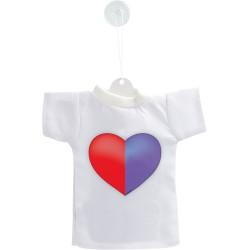 Mini T-shirt - Cuore Ticinese