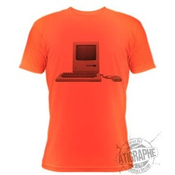 T-Shirt - MAC intosh