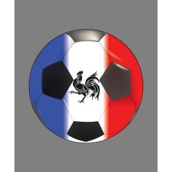 Sticker - Französischer Fussball - für Auto, notebook oder smartphone deko