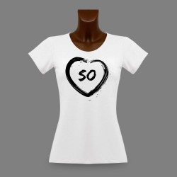 T-Shirt Soleurois slim - Coeur SO