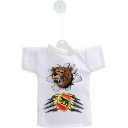 Mini T-Shirt - Berner Bär und Wappen - Autodekoration