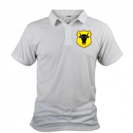Men's Polo Shirt - Uri coat of arms