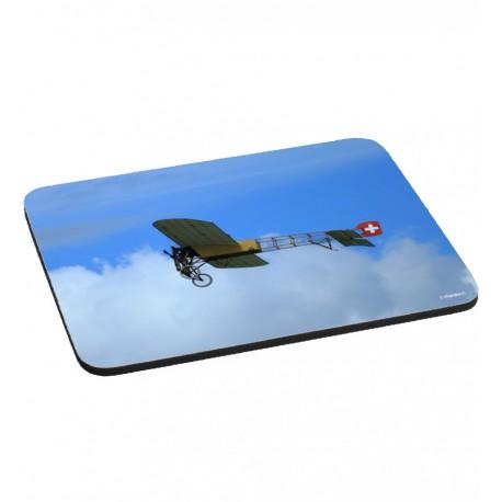 Bleriot XI ★ Avion de la première Guerre mondiale ★ Tapis de souris