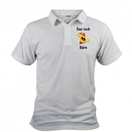 Uomo Polo Shirt - Das isch Bärn