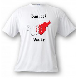 Donna o Uomo T-Shirt - Das isch Wallis