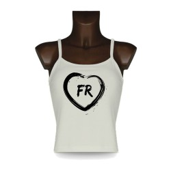 Débardeur Fribourgeois - Coeur FR