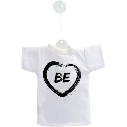 Baerner Mini T-Shirt - BE Herz - Autodekoration