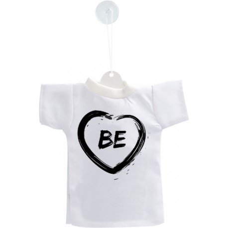 Bern Car's Mini T-Shirt - BE Heart