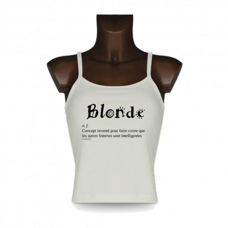 Débardeur - Blonde Concept, Natural