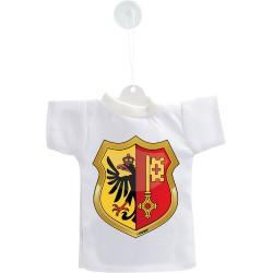 Car's Mini T-Shirt -  Geneva coat of arms