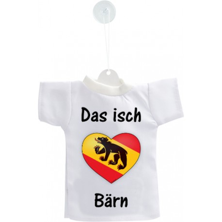 Car's Mini T-Shirt - Das isch Bärn