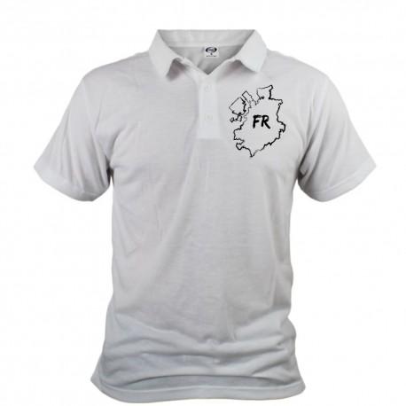 Men's Polo Shirt - Fribourg brush borders