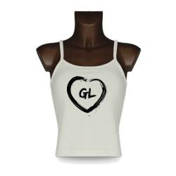 Débardeur glaronnais - Coeur GL